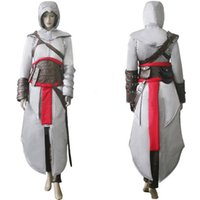 acceptable tv - Assassin s Creed Black Flag Connor Male Style Cosplay Costume Custom MadeAssassin Creed Altair Cosplay Costume Acceptable order Halloween