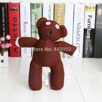 animal coffee beans - quot Mr Bean Teddy Bear Animal Stuffed Plush Toy Brown Figure Doll Child Xmas Gift Toys Ems