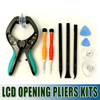 Wholesale KAISI Premium Opening Tool Set Ultrathin Steel Pry Tool of Opening a Touch Screen or Shell for iPhone plus waitingyou