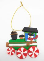 big christmas boot - New Designs Christmas Boots Car Big Candy Wheels Snowman Decorations Christmas Ornament Hanging Pendants
