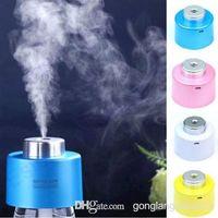 mist maker humidifier - New USB Portable Mini Water Bottle Caps Humidifier Air Diffuser Aroma Mist Maker