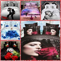 monroe bedding - Cheap Online Home Texiles d Monroe Printing Bedding Sets Queen Size Bedclothes Duvet Quilt Cover Sheet Bed Spreads Cotton Top One