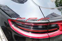 Wholesale For Porsche Macan Carbon Fiber Middle Spoiler