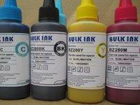 al por mayor epson printer-alta calidad de 4 colores de tinta de transferencia de sublimación de tinta / calor utilizan especialmente para impresora de la serie Epson