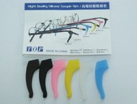 Wholesale DHL pairs New String Silicone Anti Slip Ear Hook For Glasses Sunglasses Holder Safety