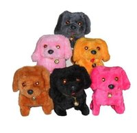 Wholesale 140PCS electronic dog Pet Dog Walking Puppy Kids Toy Children