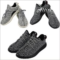 Wholesale 350 Classic Black Men s Fashion Sneakers Shoes Running Shoes With Box Man Woman Shoes Dropshipping