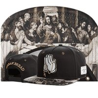 Wholesale The last supper Cayler Sons Snapback Men Hip Hop Snapback hats Snapback Women hat Ball Caps Sport Hats Adjustable Basketball caps TPY