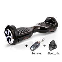 Wholesale Bluetooth Speaker Hoverboard Electric Scooter inch Tyre Two Wheels Smart Balance Drifting Board Self Balancing Skateboard