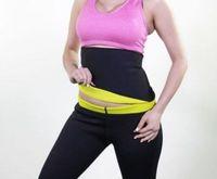 Wholesale 10pcs Opp bag Hot Women Neoprene Thermal Slimming Waist shapers Belt Body Slimming Cinchers waist training corsets bodysuit VIP Seller