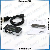 Wholesale 3 mm Jack Wireless LCD FM Transmitter For Smartphone Cellphone Mobile Phone