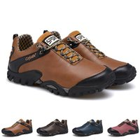 Wholesale Wholesales Fashion Autumn Winter Non slip Casual Shoes Outdoor Sporting Shoes for Men Women Hiking Climbing Sneakers TB0142 Bagseller2010