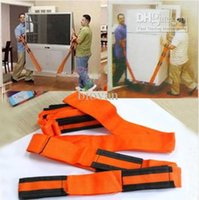 Wholesale 200pcs Pack Carry Furnishings Easier Strap Moving Straps Lifting furniture move belt rope Forearm Forklift
