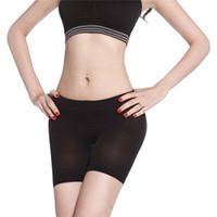 Cheap Wholesale-Best seller Women Short Pants Sport Safety Underwear Belly Dance Tight Leggings Safety Pants ww
