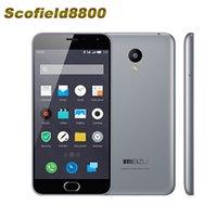 Wholesale Original MEIZU MEILAN inch G FDD LTE Flyme GB GB Smartphone bit MT6735 Quad Core MP MP Miracast