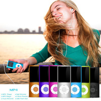 Wholesale 2015 Newest MP4 MP3 player GB GB GB GB TF Card