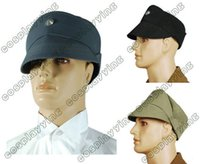 ball officer - Star wars Imperial Officer Cosplay Costume Men s Cap Hat Black Grey Olive in Colors