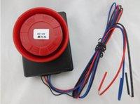Wholesale Detektor getaran Sensor anti pencurian car Alarm untuk sepeda moto dan mobil motor listrik dengan remote nirkabel YO L001