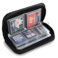 bag memory cards - New SD SDHC MMC Micro SD Memory Card Storage Portable Pouch Organiser bag Case Holder Wallet Colors