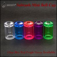 bell caps - Subtank mini bell cap replacement caps tanks atomizer for e cigs kangertech kanger sub tank subtank mini subox mini sub box atomizers