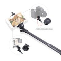Wholesale Extendable Foldable Telescopic Portable Handheld Rotatable Self Timer Pole Monopod Selfie Stick for Smartphones Camera Sport DV
