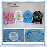 Wholesale Maike CS1102 pc Mini Size leaf F95B usb battery rechargable usb chargeLED lighting fan with level speed CNF005
