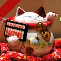 best good luck - Hot Sale Fast Delivery Lucky Cat money box Fortune cat bring you good luck the best gift for your friend and yourself