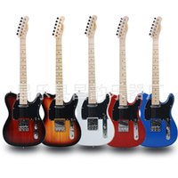 basswood supplies - TL electric guitar factory direct supply can be any OEM quality assurance color options