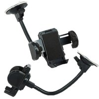 Wholesale Universal Windshield Dashboard Car Mount Cradle Holder for iPhone Plus S C Samsung Note Note S6 S5 S4 Xiaomi