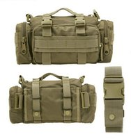 Wholesale 100pcs Outdoor Military Tactical Camping Hiking Trekking Bike Waist Hand Shoulder Bags