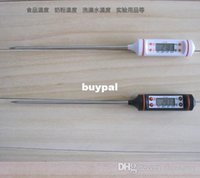 asia cooking - 400pcs asia BBQ Thermometer Kitchen Cooking Food Meat Probe Digital Lcd DisplayA1A