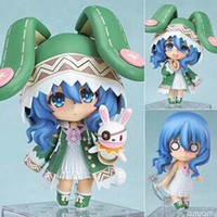 baby tv live - First Edition anime Cute Nendoroid quot Date A Live Yoshino PVC Action Figure Collection Model baby Toys brinquedos