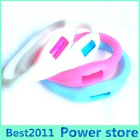 Wholesale 100 New sport waterproof silicon Mosquito Repellent Band Bracelets Anti Mosquito Pure Natural Baby Wristband months duration