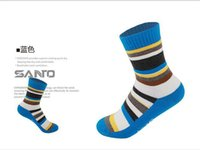 ankle extension - Mountain climbing series full extension COOLMAX female models thick wicking socks ankle