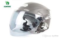 half face helmet - New summer helmet Motorcycle Open Face Half Colorful Motorcycle Helmet KF B5101