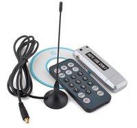 Wholesale Digital TV HDTV DVB T USB Stick Dongle Tuner Recorder Receiver