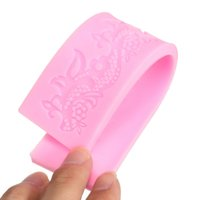Wholesale Cake Decorating Styling Tools Silicone Cake Decorating Mat Fondant Kitchen Silicone Lace Mold Flower Pattern