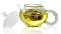 teapots - 250ml Glass Teapot Tea pot Easy Use Tea Set For Make Flower Tea And Coffee