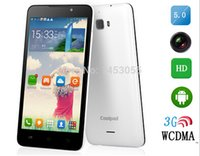 """Cheap Original Coolpad F1 8297w 5"""" MTK6592 Octa Core 1.7GHz 3G WCDMA Smart Phone perfect 13MP Camera Support GPS 2G Ram Android 4.2 111177C"""