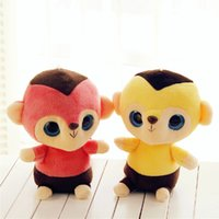 big eyed kids - New cm Cute Slick the Fox Plush Animals cm Ty Big Eyes Eyed Stuffed Animal Soft Toys for Children Kids Gifts