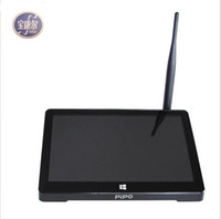 Wholesale Original quot PIPO X9 Smart TV BOX Dual OS Windows Android Intel Z3736F Quad Core GB GB GB Mini PC