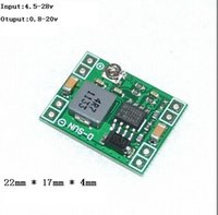 Wholesale Ultra small power supply module DC DC BUCK A adjustable buck module regulator ultra LM2596S