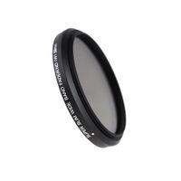 Wholesale 2014 New mm Slim Fader Variable Adjustable ND2 to ND400 ND Neutral Density Filter for Camera DSLR