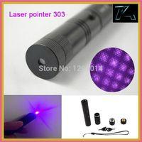 Wholesale Powerful lazer laser pointer lazer pen bright high power Purple blue laser pointer burn professional Lazer Pointers in stock