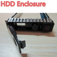 Wholesale 651687 SAS SATA quot HDD Tray Caddy For Gen8 DL160 DL320e DL360e DL360p DL380e DL380p DL385p DL560