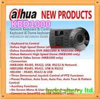Wholesale DAHUA Tech Security Accessories High Speed Dome all models Network Keyboard Controller PTZ Control Keyboard without DAHUA Logo KBD1000