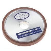 Wholesale 1Pc X10X32X4mm Plain Style Resin Diamond Grinding Wheel Grit
