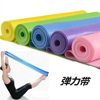 Wholesale Natural Rubber cm pounds Strength Resistance Bands Loop Fitness Sport Crossfit Power Lifting Pull Up Strengthen Muscles