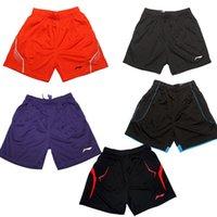 badminton shorts men - New Li Ning sports shorts lining badminton shorts table tennis shorts
