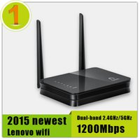 b g store - Store Promotion Original Lenovo Wifi Router Dual band GHz GHz Maximum Mbps Support Wifi N B G AC